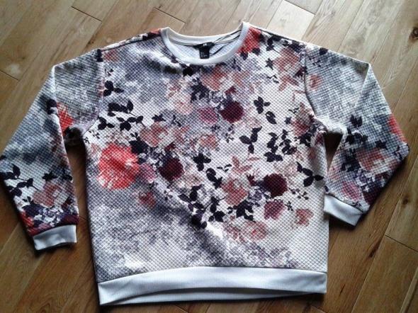 Bluza H&M kwiaty