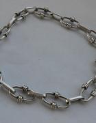 Stara bransoletka srebro pr3