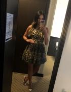 Sukienka z sukienkowocom