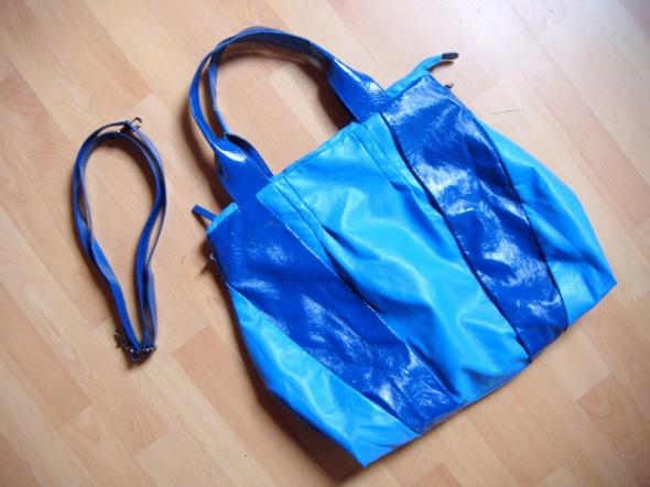 Niebieska torba XL...