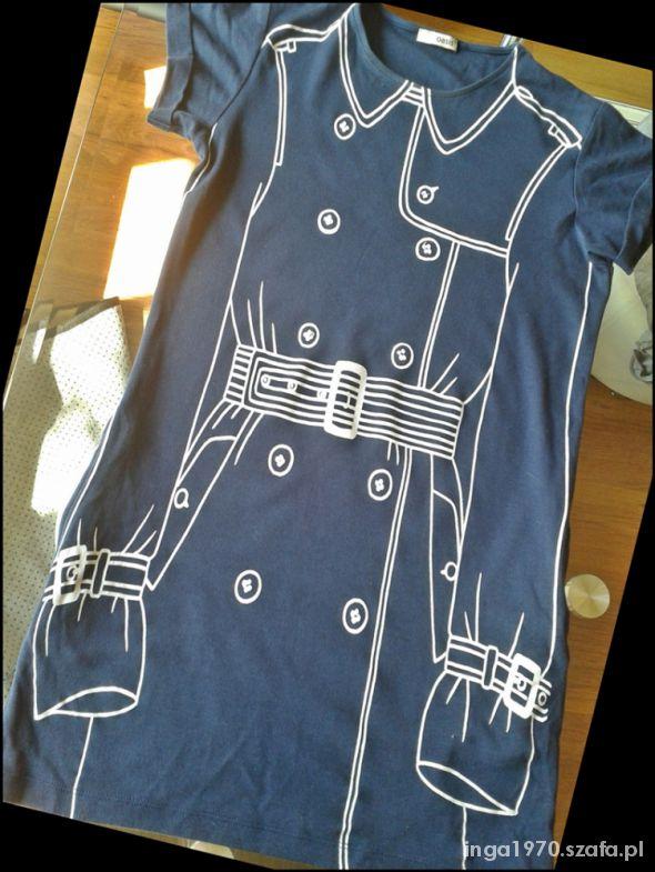 Oasis sukienka lub tunika 38 jak NOWA...