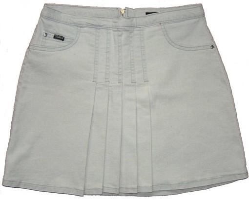 Spódnice Śliczna jeansowa spódnicza firmy FOXHOLE