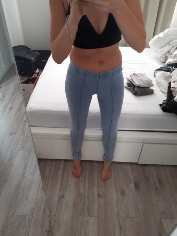 Spodnie s36
