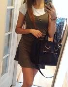 Sukienka na ramiączkach basic H&M
