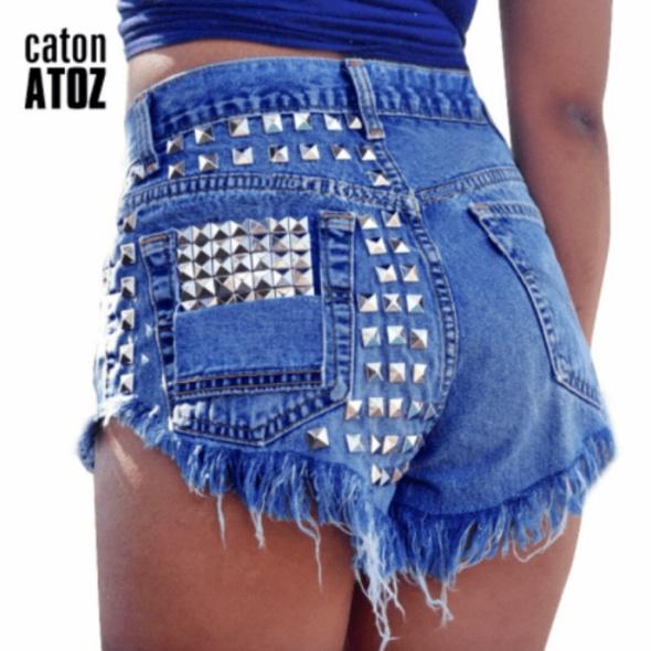 Spodenki spodenki jeans