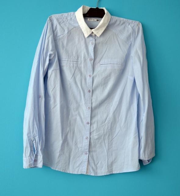 Koszula błękitna sinsay...