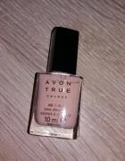 Lakier do paznokci nude Avon BB użyty raz