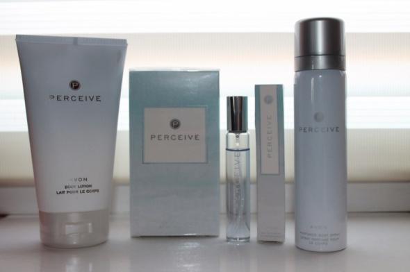 Mega zestaw nowych kosmetyków Perceive...