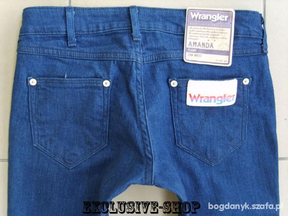 Wrangler AMANDA UNIFORM BLUES W30 L34 pas 81 cm...