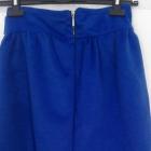 Nowa spódnica w kolorze kobaltu
