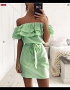 Koszulowe sukienki
