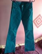Niebieskie spodnie H&M