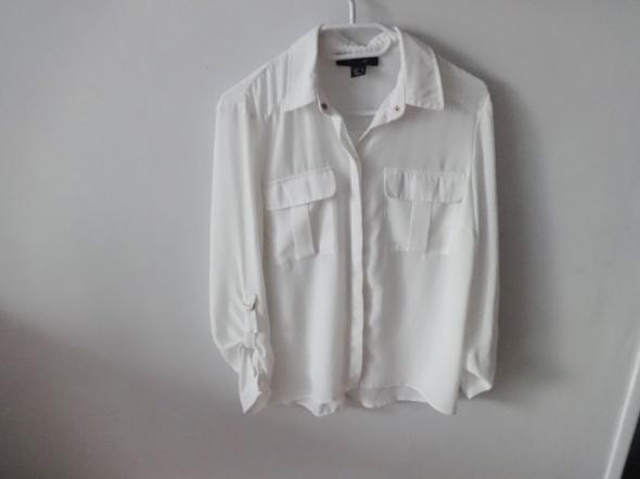 Biała koszula Atmosphere