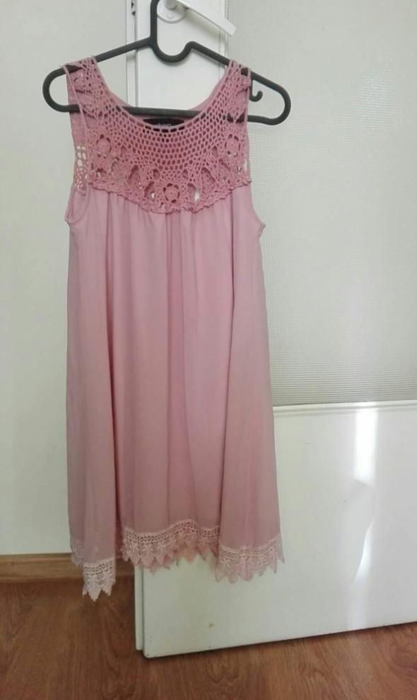 Sukienka boho roz