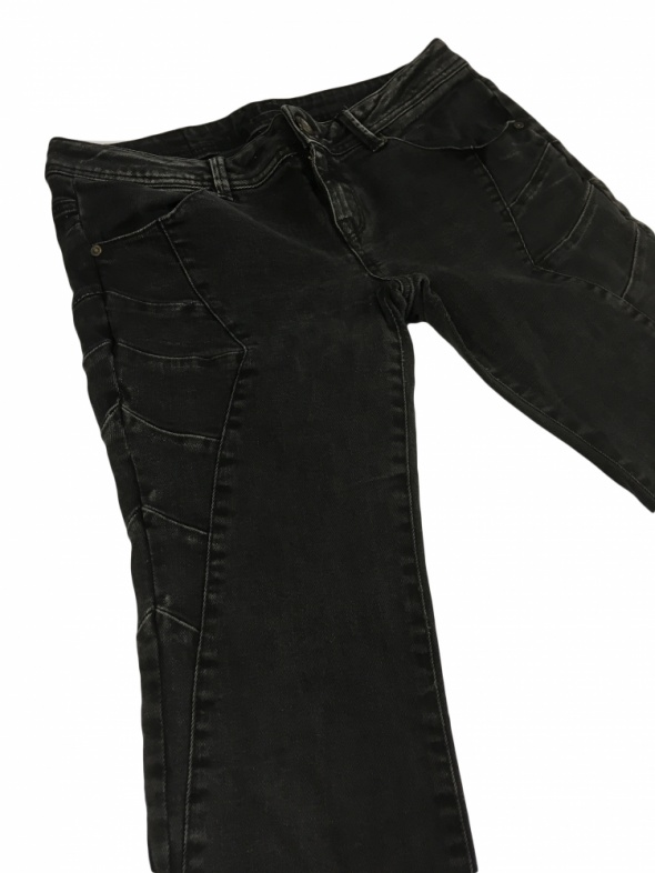 Spodnie projektantki Ann Christine rozmiar 29...