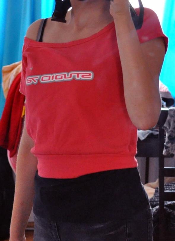 Bluzka sportowa Nike...