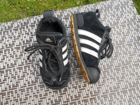 sportowe Buty 26 ADIDAS czarne dł wkładki 16 cm...