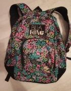 Duży plecak w kwiaty Billabong
