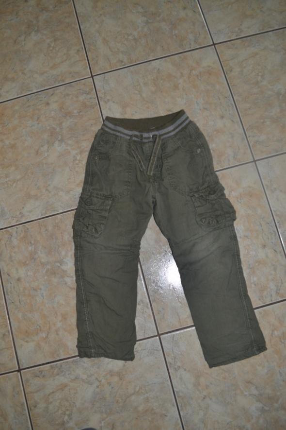 Spodnie George khaky 3 4 lata 104cm...