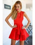 sukienka przekładana