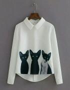 koszula koty