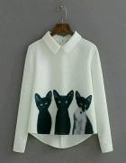 koszula koty...