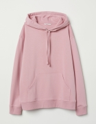 Bluza H&M pudroworóżowa...