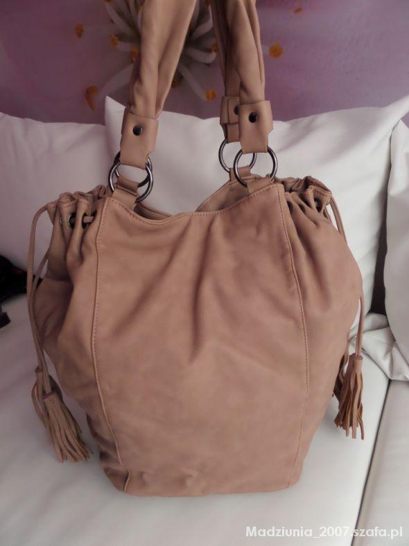 Duża torba Reserved jak nowa...