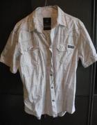 Męska koszula w kratę rozmiar XL...