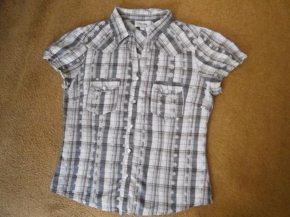 Bluzki OASIS Bawełniana bluzka S
