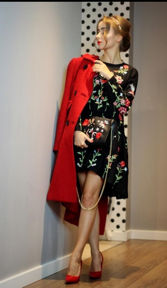 Ubrania Sukienka Zara m szukam