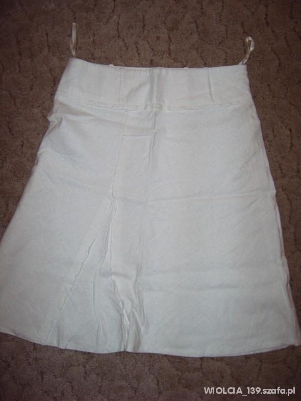 spódniczka biała...