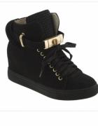 Sneakers 38 czarne