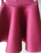 Moe fuksjowa spódnica z pianki...