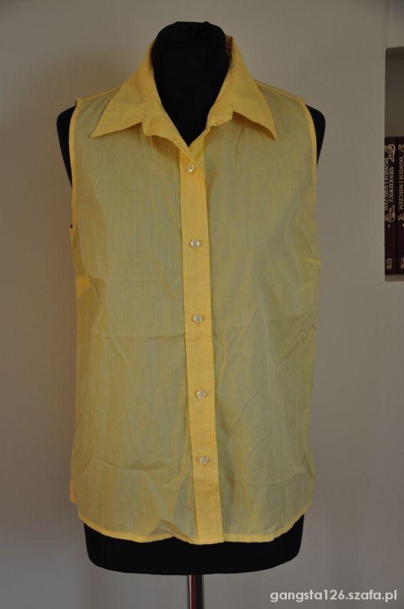 Żółta koszula GAP...