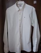 Biała klasyczna koszula rozmiar L męska Hilfiger Denim...