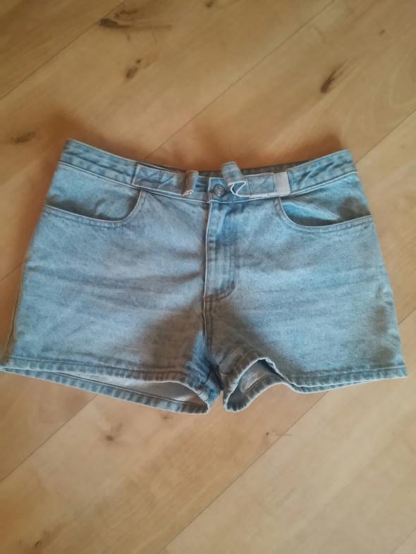 Spodenki Be Bop spodenki jeansowe
