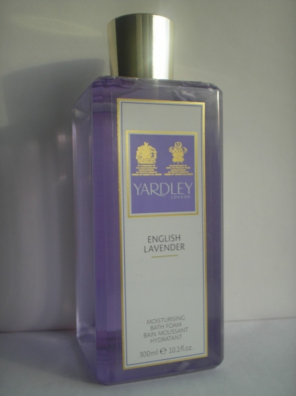 Perfumowany płyn do kąpieli Yardley English Lavender 300 ml