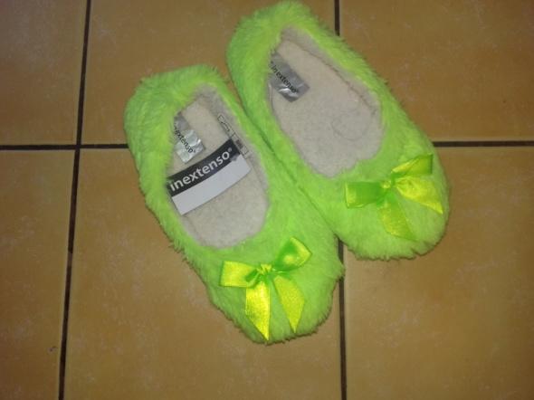 Pantofle Futrzaki