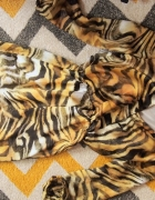 Tygrysia sukienka tunika...