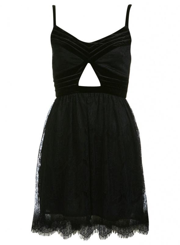 miss selfridge sukienka koronka S...
