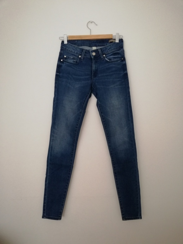 Jeansy Mango Elektra Siknny 36 modne tumblr blogerskie dżins jeans