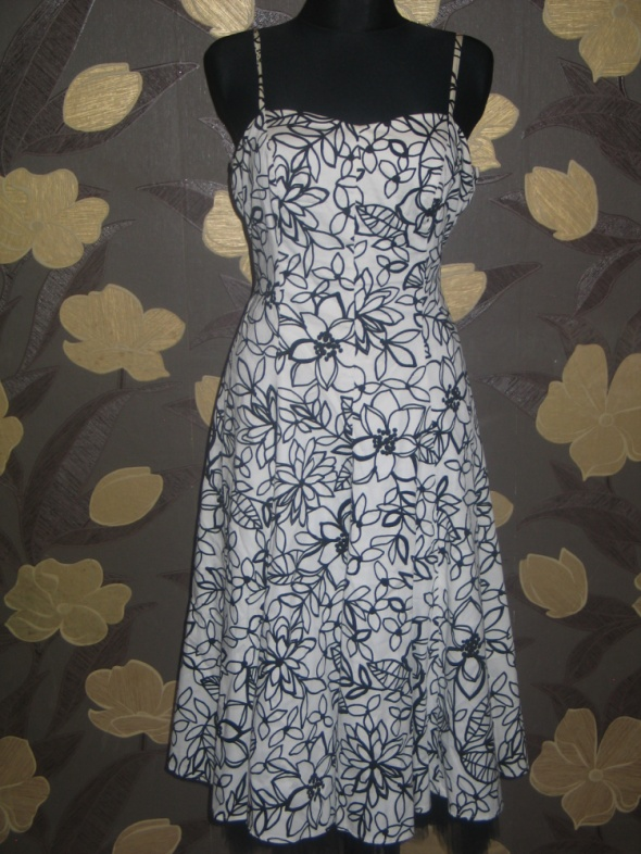 sukienka wieczorowa BIALCON rozmiar 42...