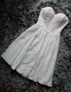 Elegancka sukienka koronka Tally Weijl...