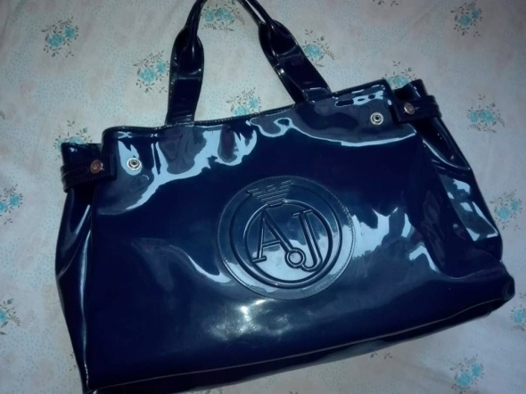 Torebka armani jeans bag do reki a4...