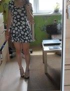 Mini sukienka tunika...