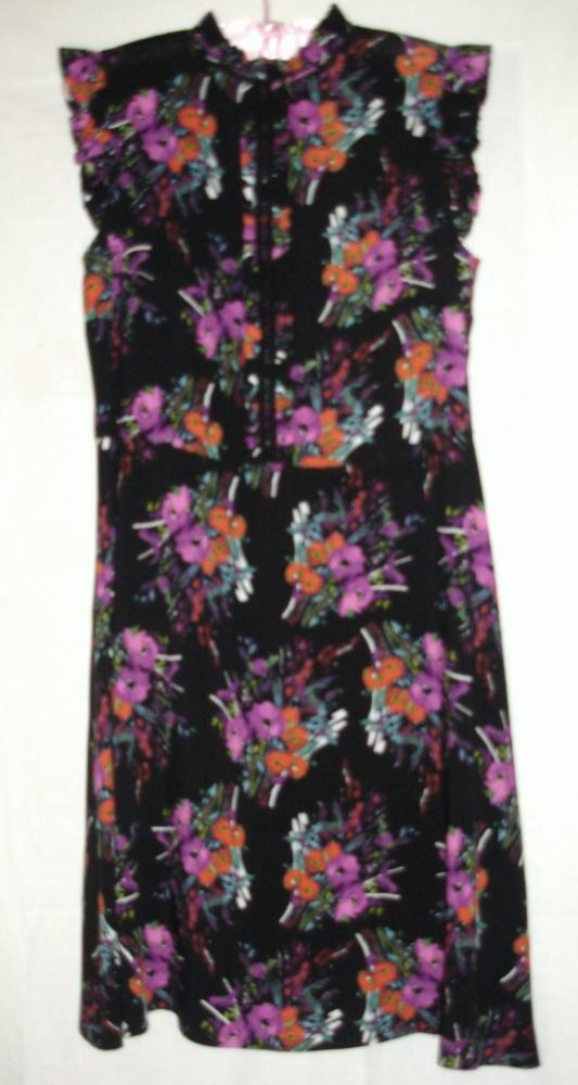 Sukienka z wiskozy PAPAYA 38...