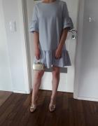 Sukienka Mohito z falbanami...