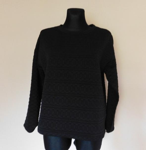 H&M czarna bluza 36 38...