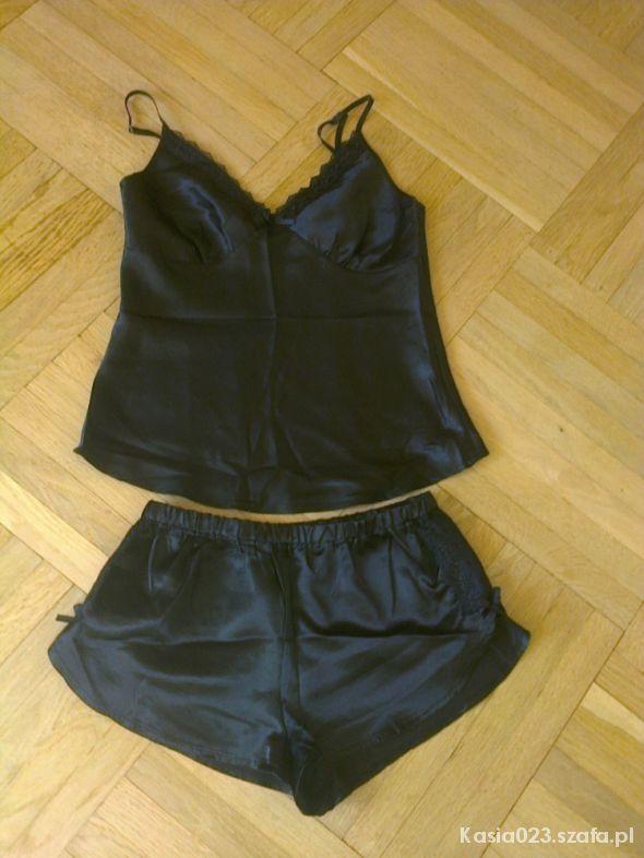 Piżama czarna